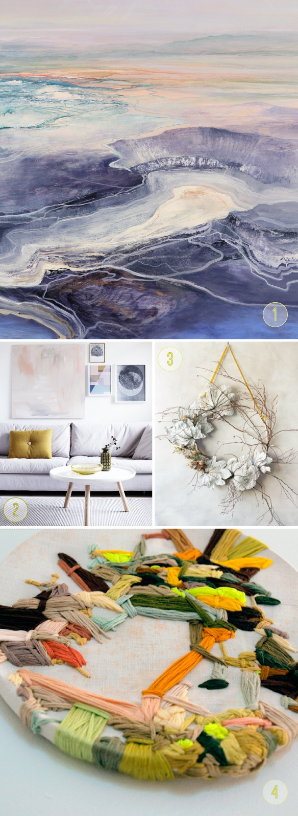 Beautiful Hello Blog Inspiration Board Rest and Beauty
