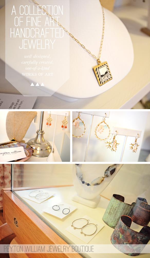 Peyton William Jewelry Boutique Charleston, South Carolina