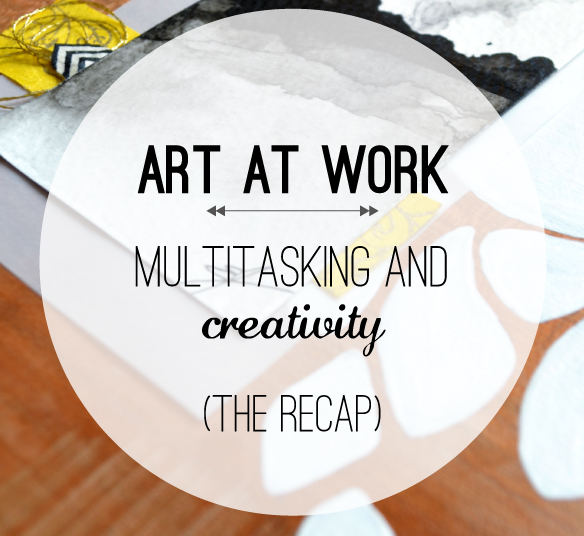 A week of not multitasking: What I learned, what I loved, how it helped, and how it hurt.