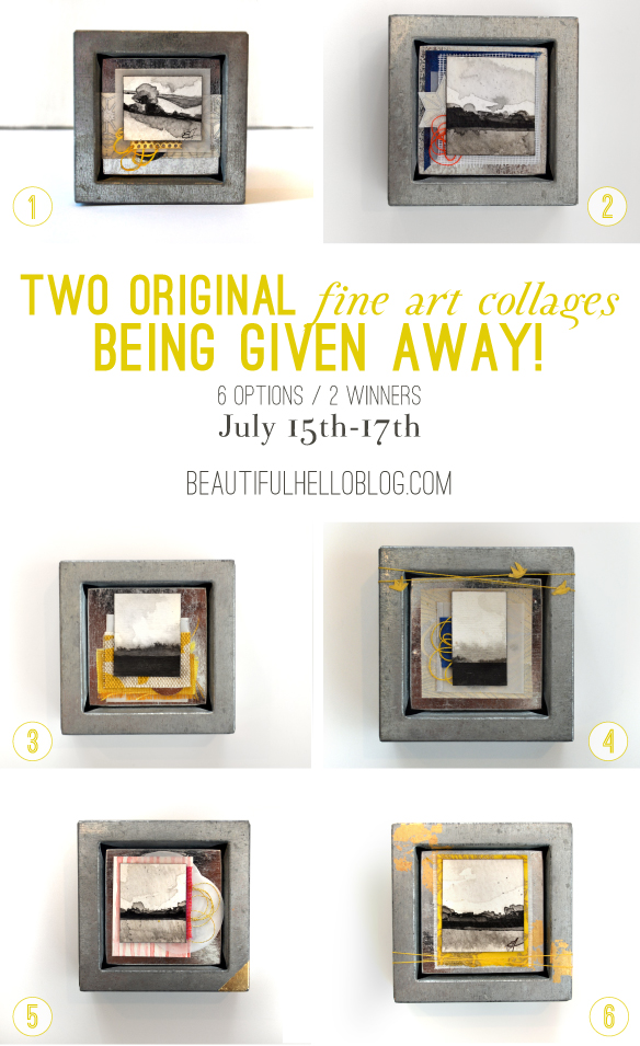 collage giveaway on Beautiful Hello Blog