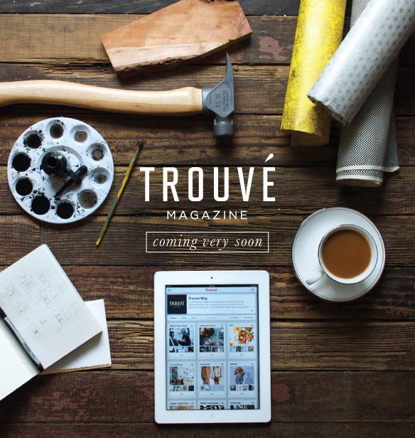 Trouvé Magazine