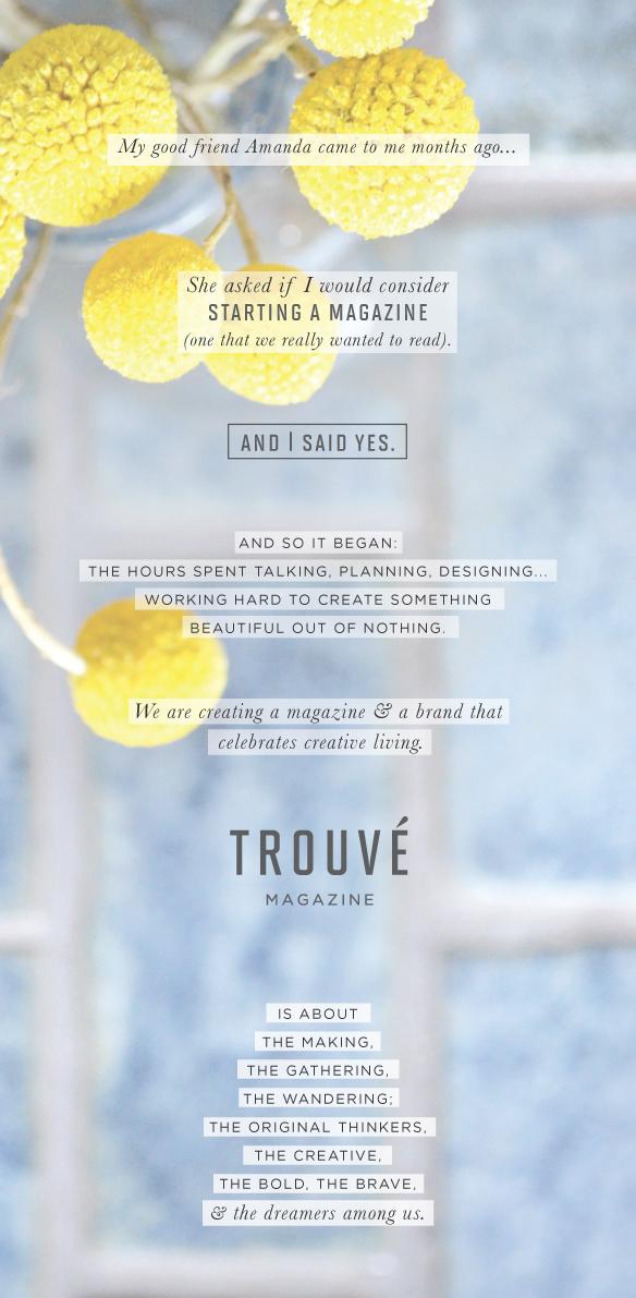 Trouvé Magazine: Emily's Story