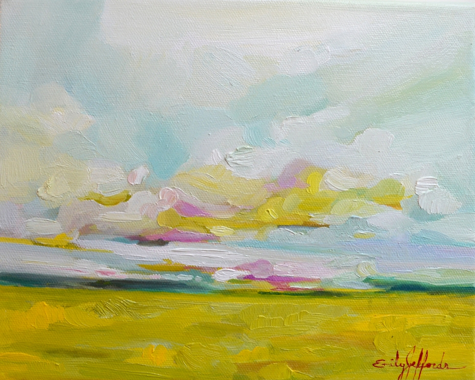 Painting a Day, Emily Jeffords