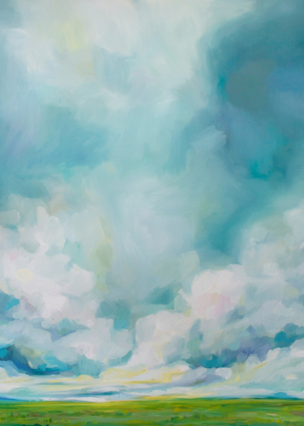 Coming  Storm by Emily Jeffords