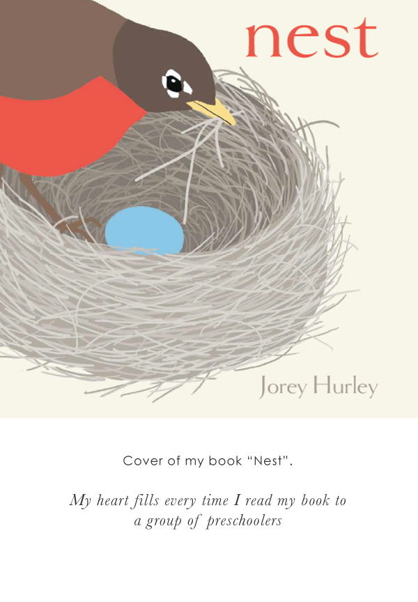 Artist Interview with Jorey Hurley, Beautiful Hello Blog