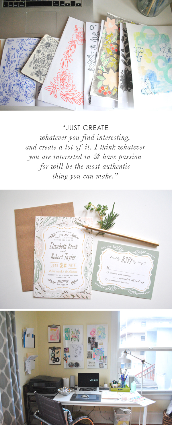 Interview with Minted illustrator and designer Alethea and Ruth, Beautiful Hello Blog