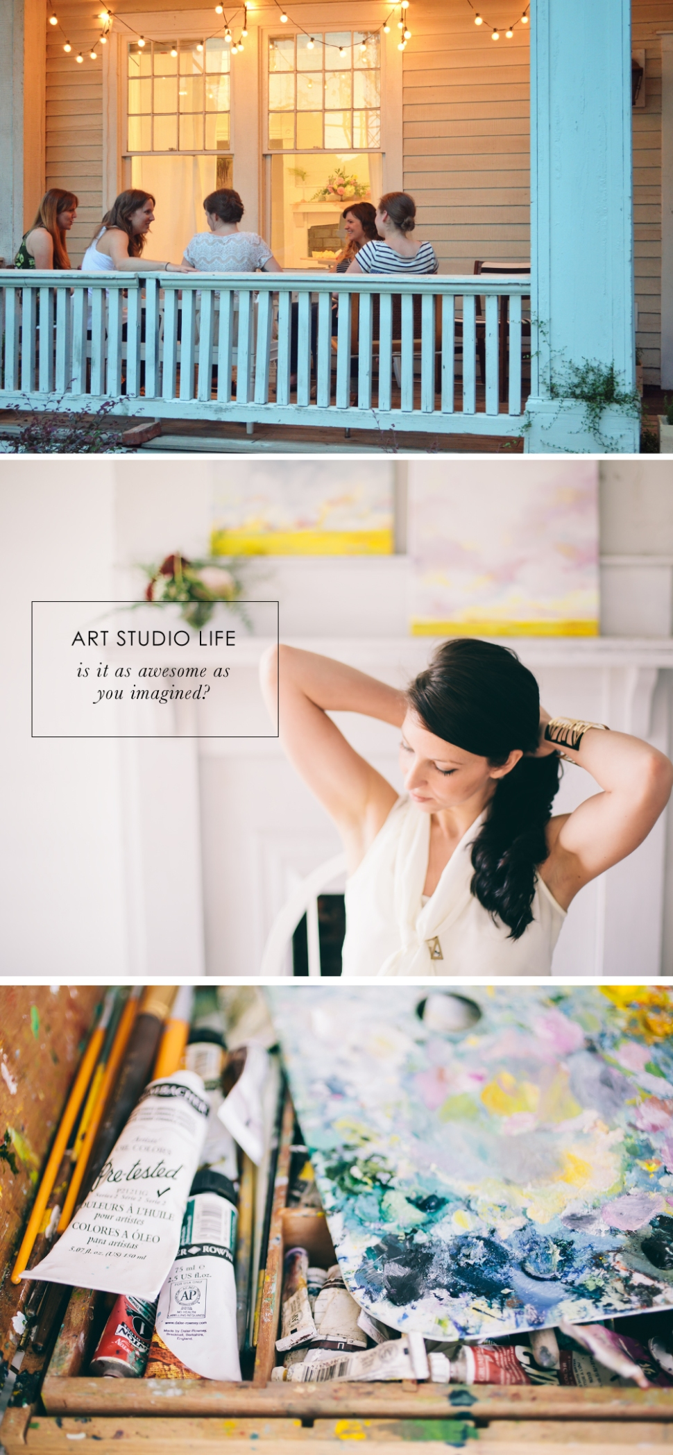 Art Studio Life: Is it as awesome as you always imagined?