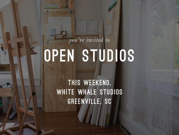 Open Studios Emily Jeffords