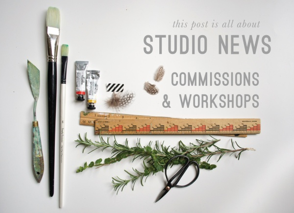 Emily Jeffords studio news