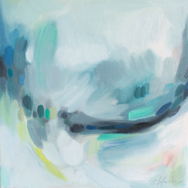 Cadence No.4 Fine Art Prints Emily Jeffords Studio