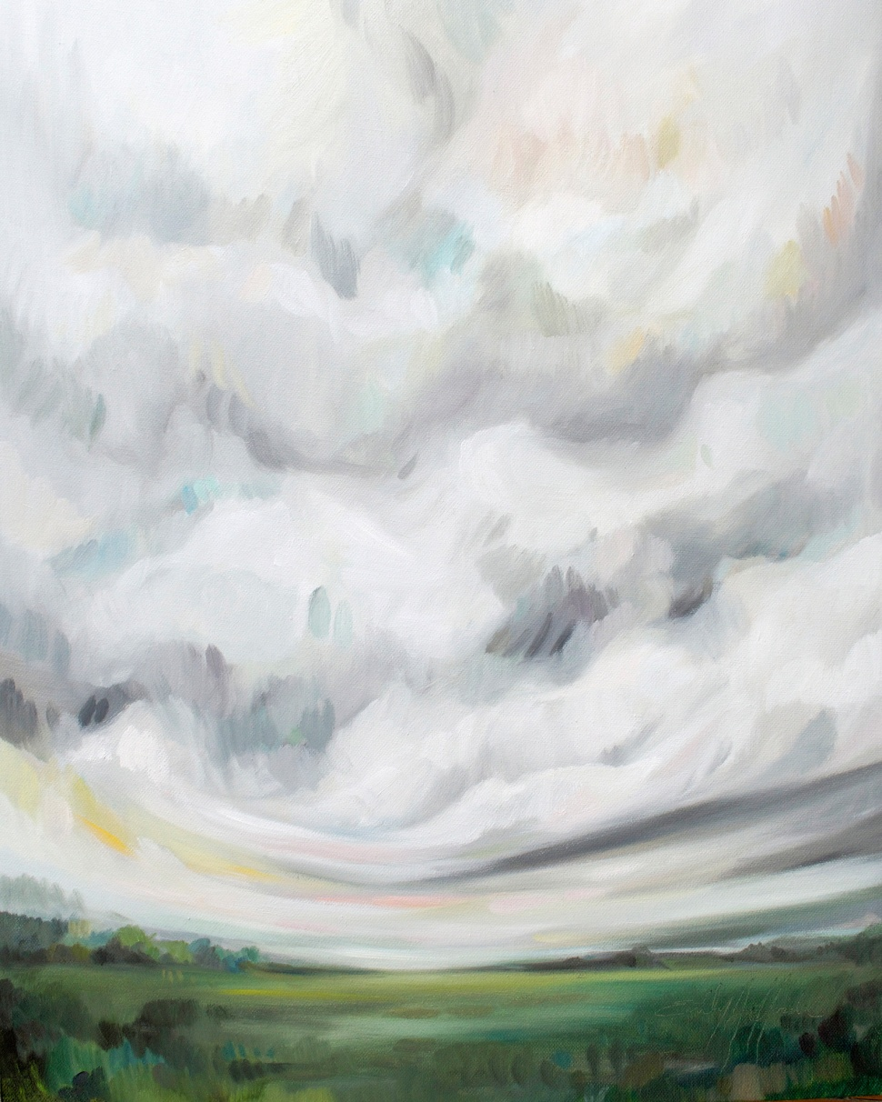 "Fine Art Prints Emily Jeffords Studio ""Marsh & Rains"""