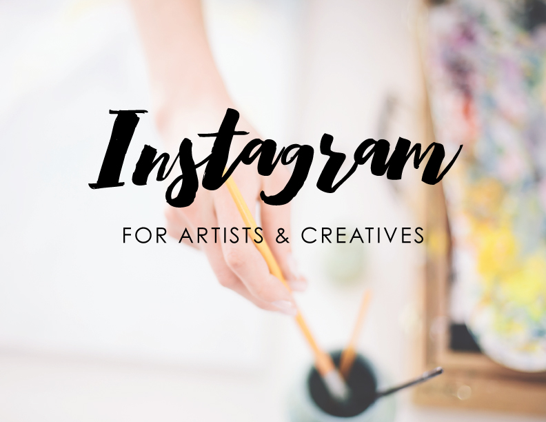 Instagram For ARTISTS Emily Jeffords